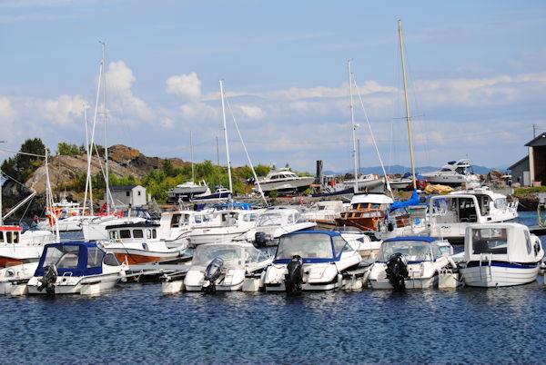 Kleppe Båtlag, Sund i Øygarden