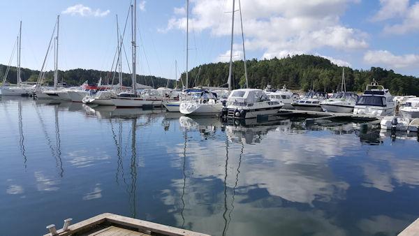 Knarberg Båtforening, Nøtterøy