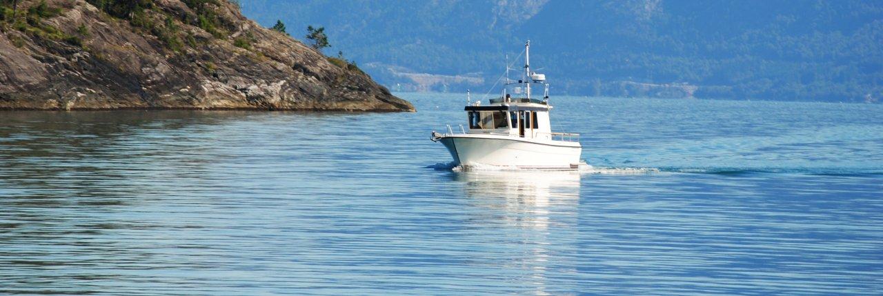Undersøkte Løsøreregisteret -- båten var likevel pantsatt